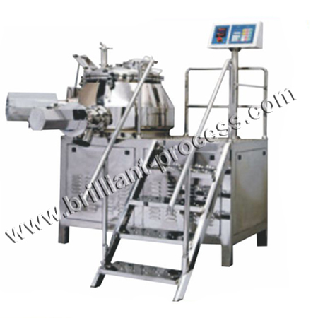 Rapid-Mixer-Granulator